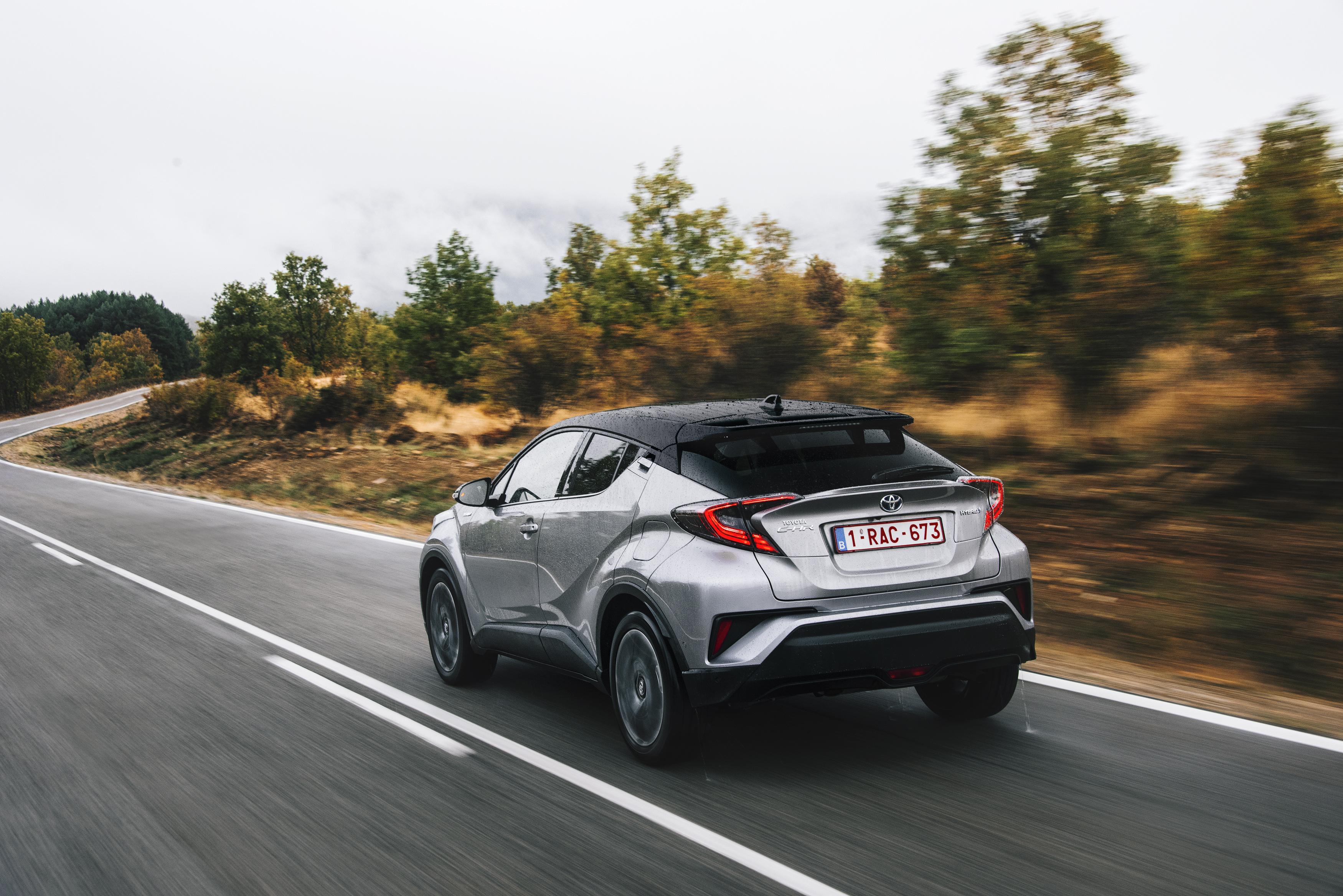Novo Toyota CHR 2018 - preço, ficha técnica, lançamento