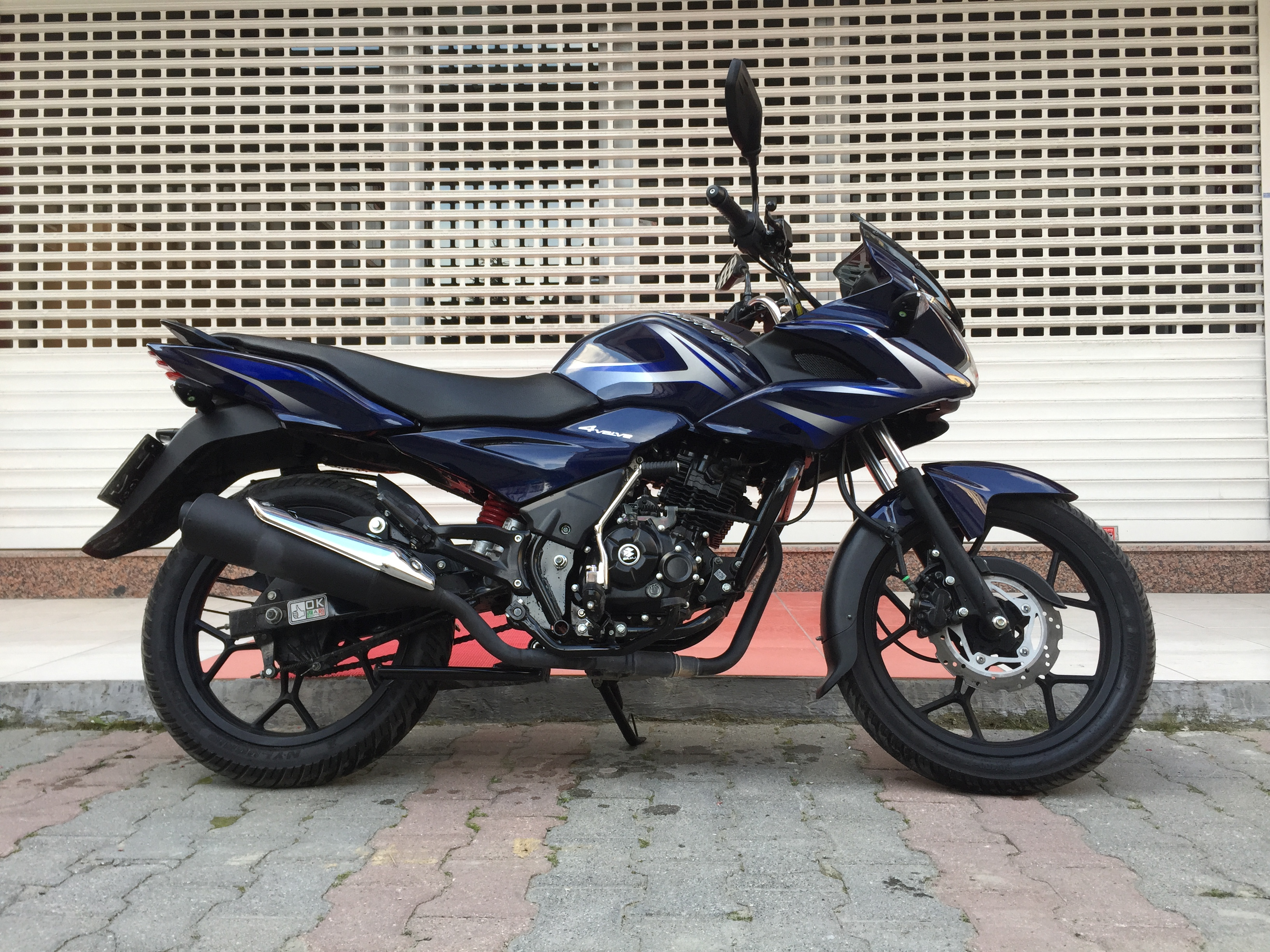 Hyosung motosiklet tanıtımı