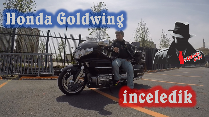 Honda Goldwing İnceleme