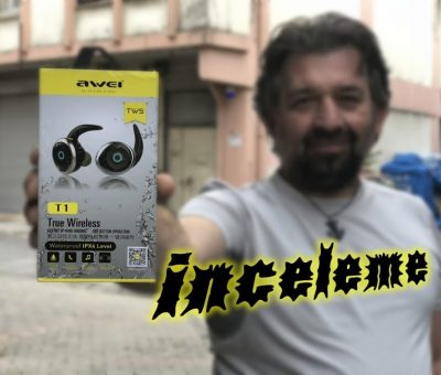 AWEI T1 TWS Kulaklık Mini Bluetooth V4.2 Kablosuz inceleme ve yorumlar